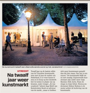 Kunstmarkt 2013
