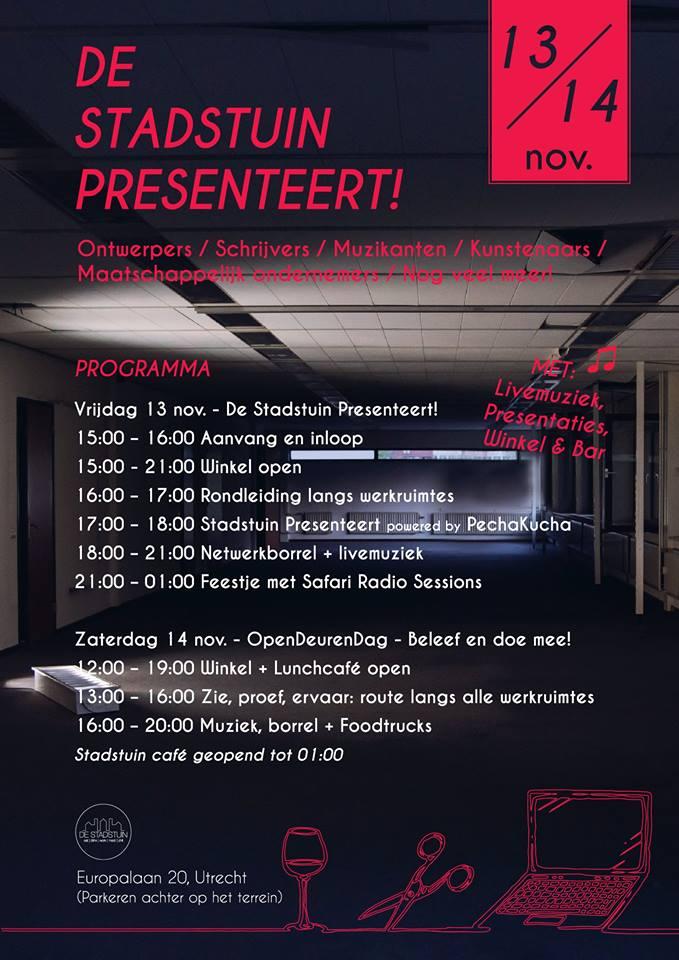 Uitnodging OpenDeurenDagen